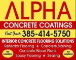 Alpha Concrete Coatings
